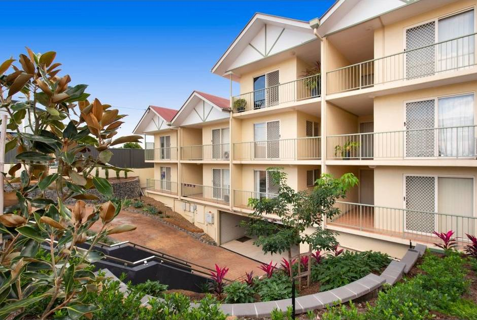 6/22 Chatsworth Road, GREENSLOPES  QLD  4120